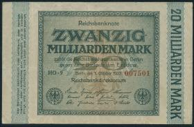 R.115f: 20 Milliarden Mark 1923 (3)