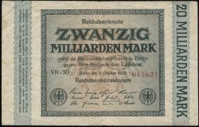 R.115g: 20 Milliarden Mark 1923 (3)