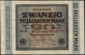 R.115h: 20 Milliarden Mark 1923 (1/1-)