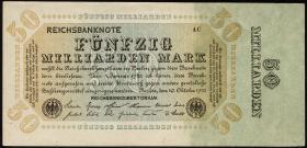 R.116c: 50 Milliarden Mark 1923 (1-)