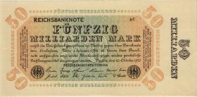 R.116e: 50 Mrd. Mark 1923 (1)