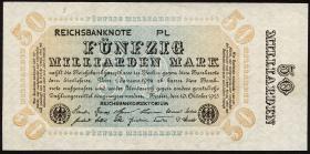 R.116e: 50 Mrd. Mark 1923 Firmendruck (1/1-)