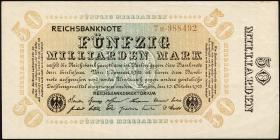 R.116g: 50 Mrd. Mark 1923 (1/1-)