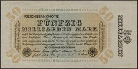 R.116i: 50 Milliarden Mark 1923 Franzosenschein (2)