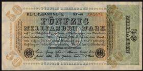 R.117e: 50 Milliarden Mark 1923 (1/1-)