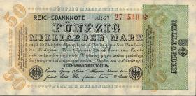 R.117e: 50 Milliarden Mark 1923 (1)