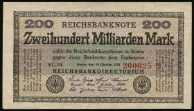 R.118f: 200 Milliarden Mark 1923 (3)