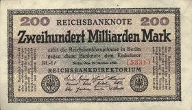 R.118h: 200 Milliarden Mark 1923 (3)