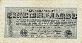 R.119b: 1 Milliarde Mark 1923 (3)