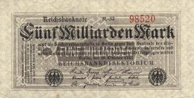 R.120a: 5 Milliarden Mark 1923 5-stellig (3)