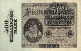 R.121a: 500 Milliarden Mark 1923 (1/1-)