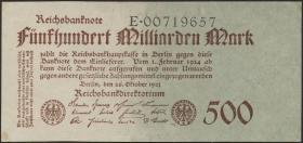 R.124b: 500 Milliarden Mark 1923 (1/1-)