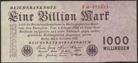 R.126b: 1 Billion Mark 1923 Firmendruck (3)