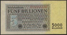 R.127a 5 Billionen Mark 1923 (2)