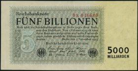 R.127b: 5 Billionen Mark 1923 (2)
