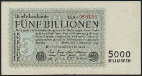R.127d: 5 Billionen Mark 1923 (3)
