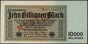 R.128M 10 Billionen Mark 1923 (1-)