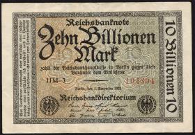 R.129a 10 Billionen Mark 1923 (3)
