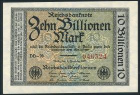 R.129b 10 Billionen Mark 1923 (1)