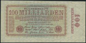 R.130c: 100 Milliarden Mark 1923 (2+)