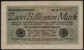 R.132a: 2 Billionen Mark 1923 (3)
