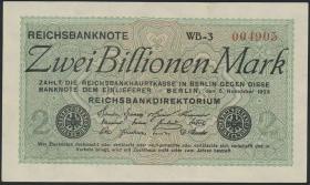 R.132a: 2 Billionen Mark 1923 (1/1-)