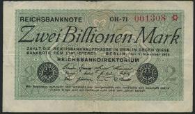 R.132e: 2 Billionen Mark 1923 (4)
