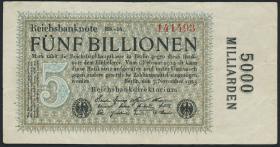 R.133f: 5 Billionen Mark 1923 (3)