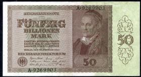 R.136: 50 Billionen Mark 1924 (3/2)