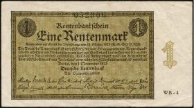 R.154b 1 Rentenmark 1923 Firmendruck (3)