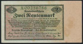 R.155: 2 Rentenmark 1923 (3)