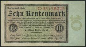 R.157 10 Rentenmark 1923 (3)