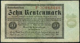R.157 10 Rentenmark 1923 (4)