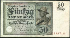 R.162: 50 Rentenmark 1925 (3)