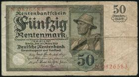 R.162: 50 Rentenmark 1925 (5)