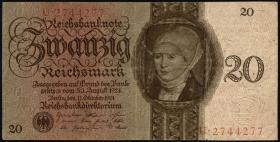R.169: 20 Reichsmark 1924 B/U (3)