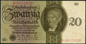 R.169: 20 Reichsmark 1924 N/N (2)