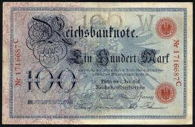 R.017: 100 Mark 1898 (3)