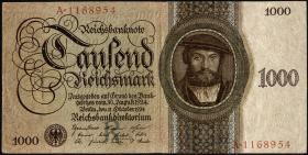 R.172 1000 Reichsmark 1924 R/A (3)