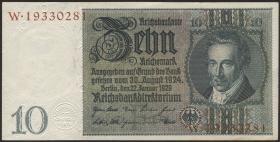 R.173a: 10 Reichsmark 1929 (1)