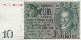 R.173b: 10 Reichsmark 1929 (1)