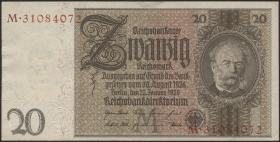 R.174b: 20 Reichsmark 1929 (2)