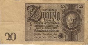 R.174d: 20 Reichsmark 1929 (3)