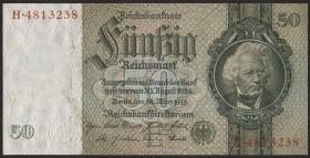 R.175a: 50 Reichsmark 1933 7-stellig (1)