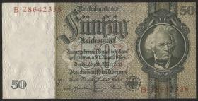R.175d: 50 Reichsmark 1933 Kriegsdruck (1)