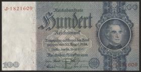 R.176a: 100 Reichsmark 1935 Liebig (1)