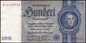 R.176b: 100 Reichsmark 1935 Liebig (1)