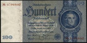 R.176b: 100 Reichsmark 1935 Liebig (2)