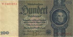 R.176b: 100 Reichsmark 1935 B/Y  Liebig (1)