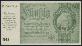R.181b: 50 Reichsmark 1945 Schörner Notausgabe (2)